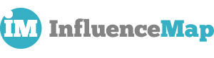 InfluenceMap Logo with Name
